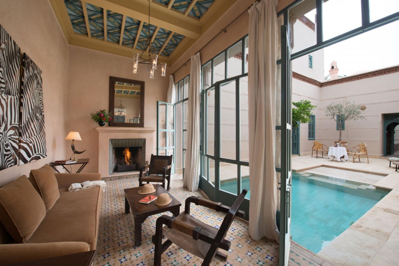→ Chambres et Suites | Suites avec Piscine Privative | Hotel Les ...