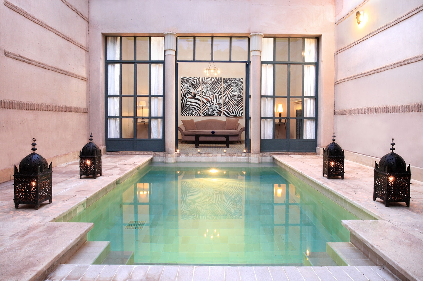 Pool Suites Marrakech